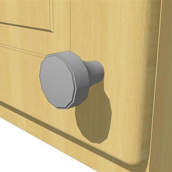 cabinet knobs 3d model formfonts 3d models amp textures top 10 kitchen cabinet pulls 2017 ward log homes