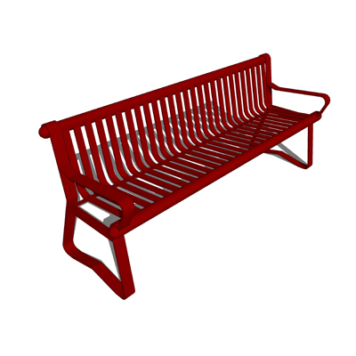 Models are based on the City Slicker Benches from ....