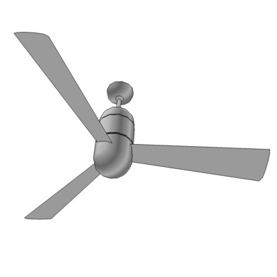 Cirrus fan 3d model formfonts 3d models textures cirrus short ceiling fan by the modern fan company aloadofball Image collections