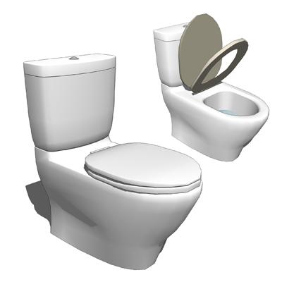 ToiletBathroom 3D Models Free Download 3D Model Download