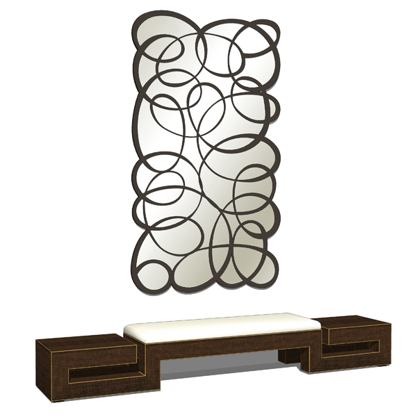 hall furniture set includes the design f designs e
