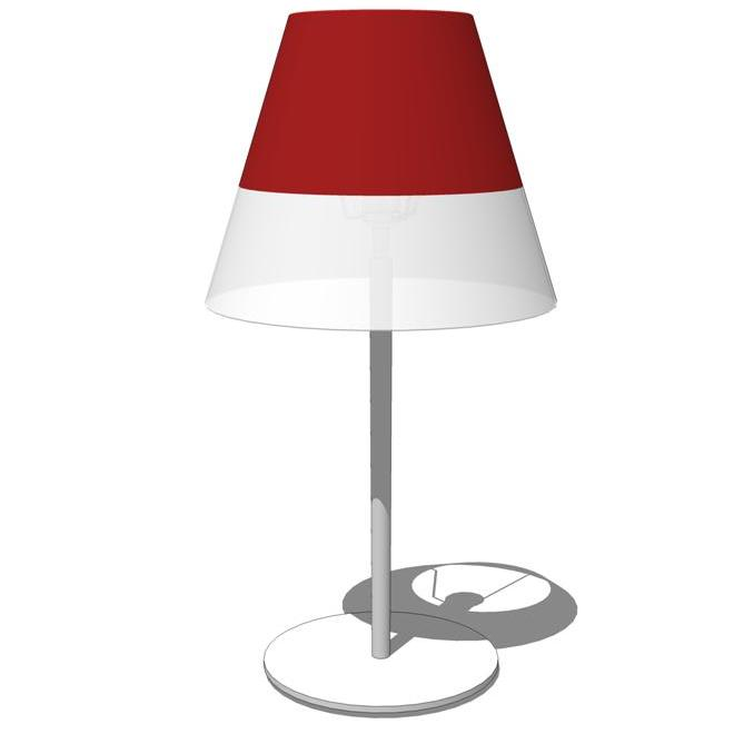 Established and Sons table lamp..