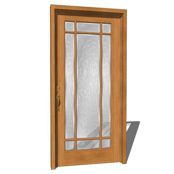 Elm Street Door 3d Model Formfonts 3d Models Textures
