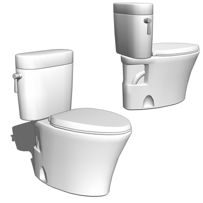 Toto Nexus Two Piece Toilet.