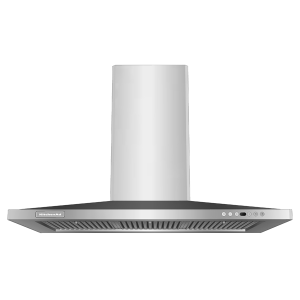 KitchenAid Canopy Range Hoods. Available In Wall M.