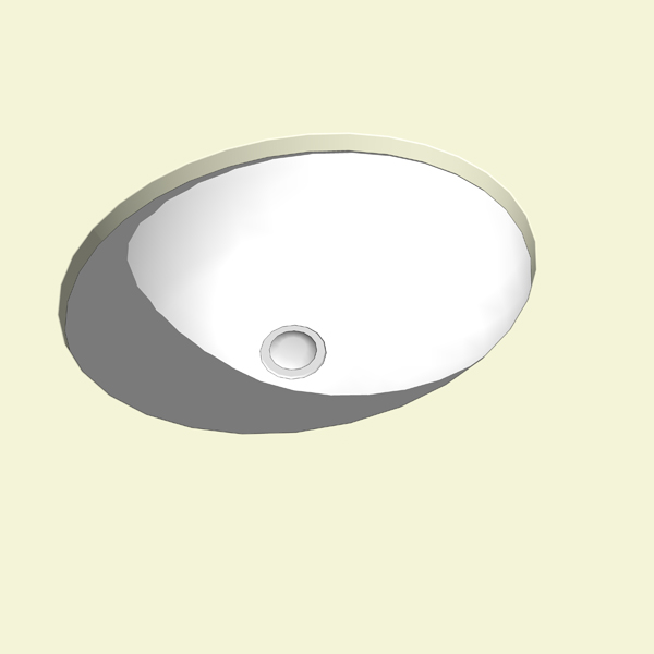 American Standard Ovalyn Undermount Lavatories. If..