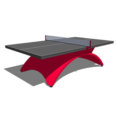Killerspin Revolution tournament table tennis..