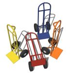 P-Handle hand truck or dolly.