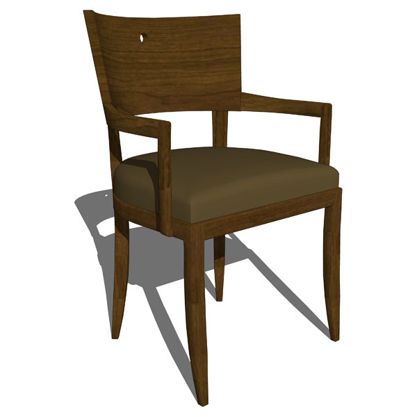 Dining table revit components