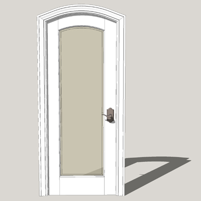 The FL102 is a 1 Lite french door from TruStile wi....