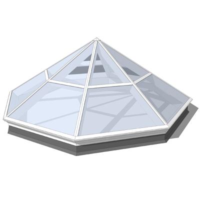 Skylights 1 3D Model