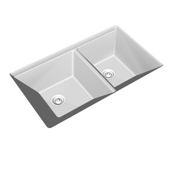 Franklin Kitchen Sinks : Blanco kitchen sinks 3D Model - FormFonts 3D Models & Textures