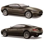 Aston Martin DB9 RC version