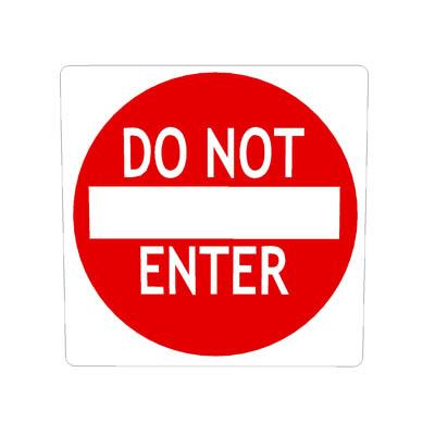 Do Not Enter 3d Model Formfonts 3d Models Amp Textures