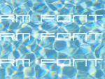 Seamless pool water texture