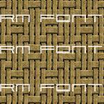 Leather Weave 4x2. Texture is 1024x1024 to cover l...