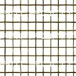 Open weave metallic cloth...brass. Transparent png...