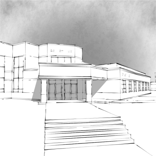 Line Drawing Render 3ds Max : Atmospheric sketch™ style formfonts d models textures