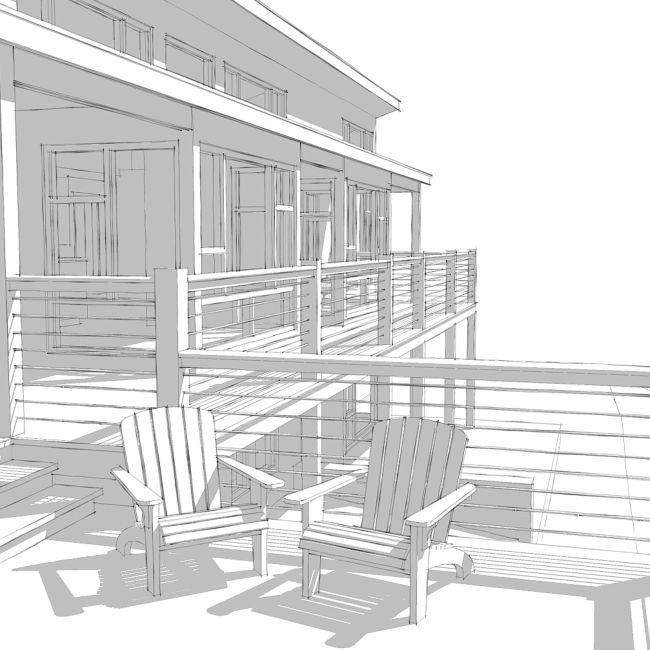 Fineline graphite sketch style formfonts 3d models for Architecte 3d vs sketchup