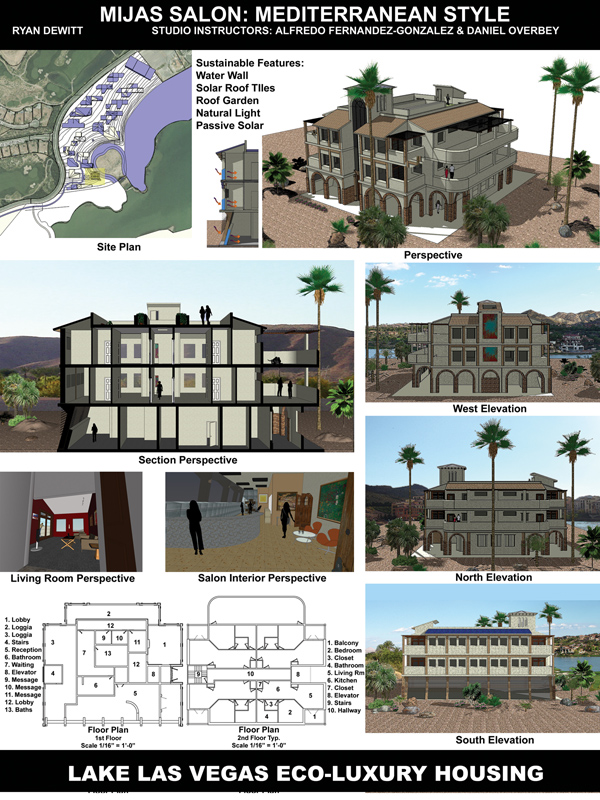 View Larger Image of Final Project UNLV
