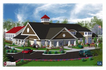 View Larger Image of Pine Valley Clubhouse